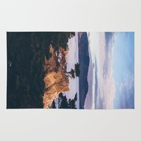 california Area & Throw Rugs featuring California by Bethany Young Photography