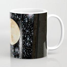 (Rustic) The Door into Space Coffee Mug