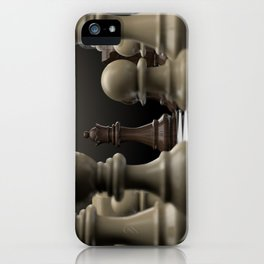 I Dare You To Move iPhone Case