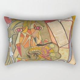 UN PICASSO MIO Rectangular Pillow