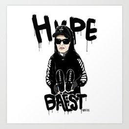 Hypebaest Art Print