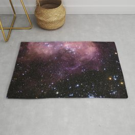 Hubble Space Telescope - Star Formation Region N11 in the Large Magellanic Cloud Rug