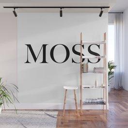 MOSS Wall Mural