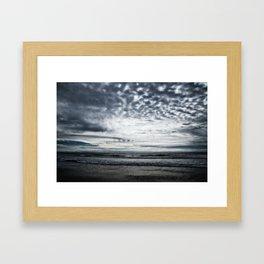 Gunmetal  Framed Art Print