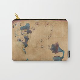 charleston dancer Carry-All Pouch