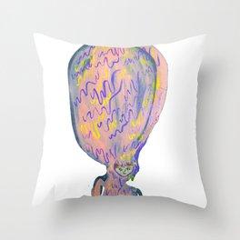 SOUL SAILOR no.2 Throw Pillow