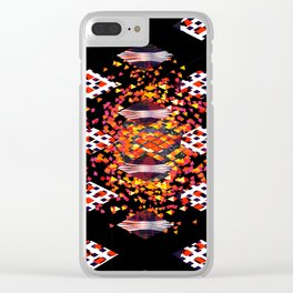 DigitalEthnic Clear iPhone Case
