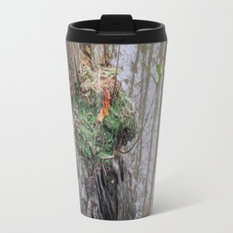 The  Swamp Fairy's Home Travel Mug