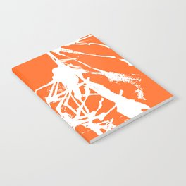 Orange Base Notebook