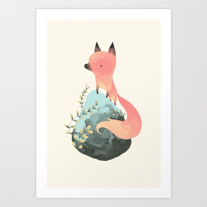renardo Art Print