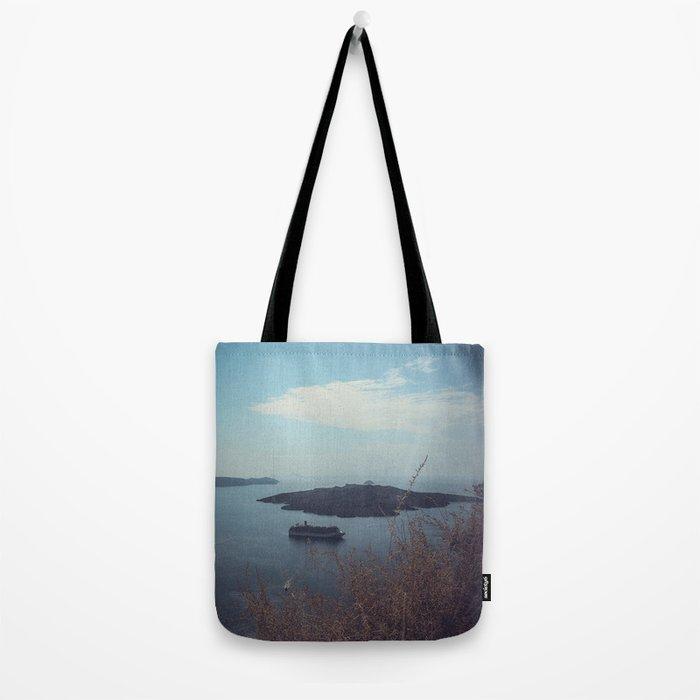 Santorini, Greece 15 Tote Bag