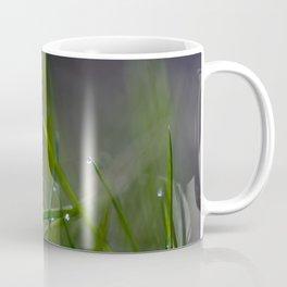 in the yard Coffee Mug