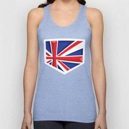 Montgomery Brits Logo Unisex Tank Top