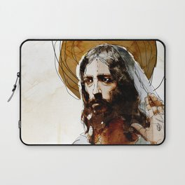 Shalom Aleichem/Peace Be With You Laptop Sleeve