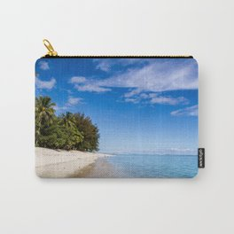 Beach Day- Cook Islands Carry-All Pouch