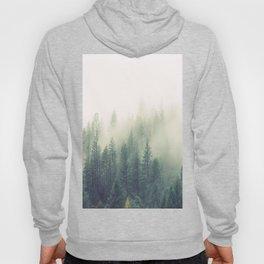 My Peacful Misty Forest II Hoodie