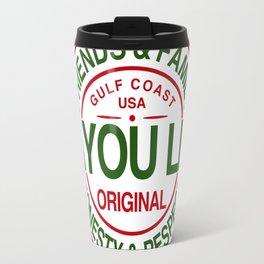 The Bayou Life Homage Travel Mug