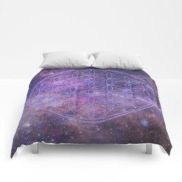 Sacred Geometry 10 Comforters