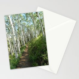 Jud Weibe Trail Telluride Stationery Cards