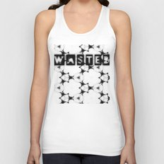 WASTEDTIME Unisex Tank Top
