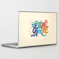 wanderlust Laptop & iPad Skins featuring Wanderlust by aWharton