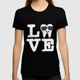Tooth Love | Dentist Dentists Doctor Dentistry T-shirt