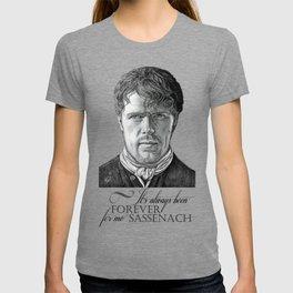 Jamie Fraser, S4 T-shirt