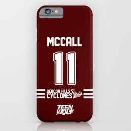 McCall 11 iPhone Case