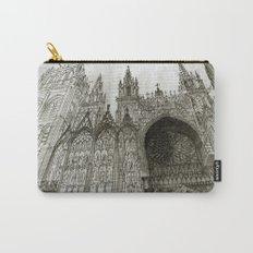 Rouen facade Carry-All Pouch
