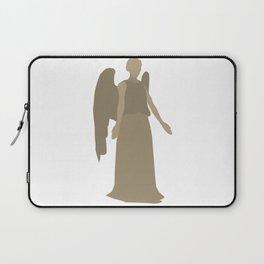 Weeping Angel Laptop Sleeve