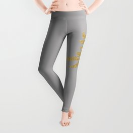 Beauty - Cool Japanese Kanji Character Writing & Calligraphy Design #3 Leggings