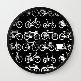 Bike Lover Wall Clock