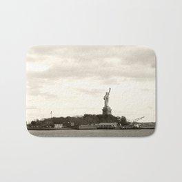 Statue of Liberty Bath Mat