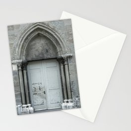 THE DOOR OF LAUSANNE Stationery Cards