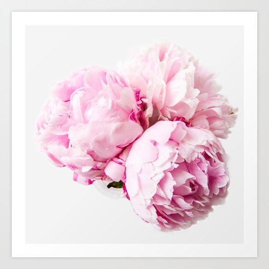 Pink Peonies 11 by bellaterra