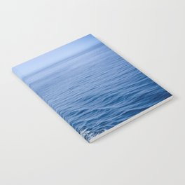 She Fell in Love on the Vast Wild Sea Notebook