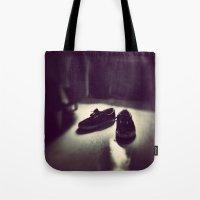 vans Tote Bags featuring Vans by Efua Boakye