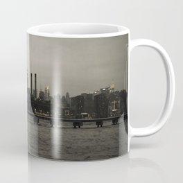 Blue Top Coffee Mug