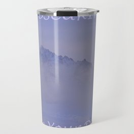 ~ Obscurity ~ Travel Mug