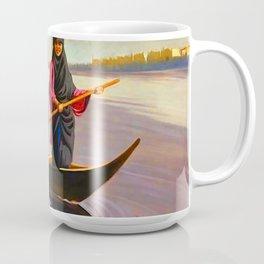The iraqi Marshlands Coffee Mug