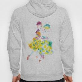 Rainbow Fashion Hoody