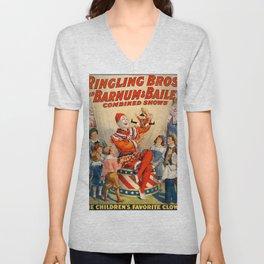 Ringling Circus Unisex V-Neck