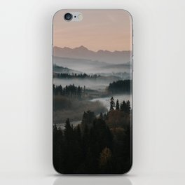 Good Morning! - Landscape and Nature Photography iPhone Skin