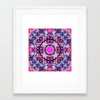 bali Framed Art Prints featuring Bali by Amy Sia
