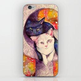 nick & zelda iPhone Skin
