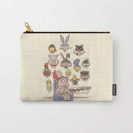 Wevenge! Carry-All Pouch