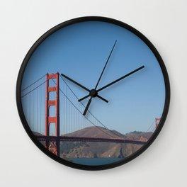 San Fran Wall Clock