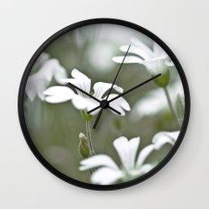 Stitchwort. Wall Clock