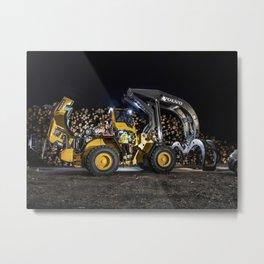 miscellaneous Metal Print