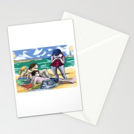 Fran and Friends Stationery Cards